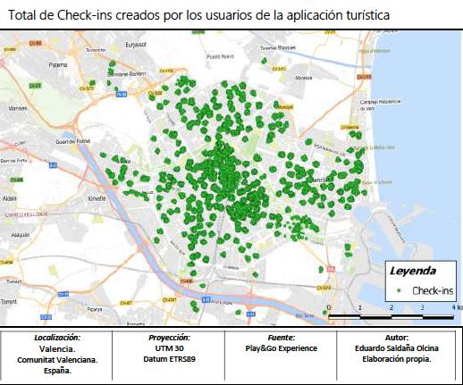 Geomarketing aplicado al turismo en España