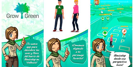 Grow Green, participación ciudadana y biodiversidad