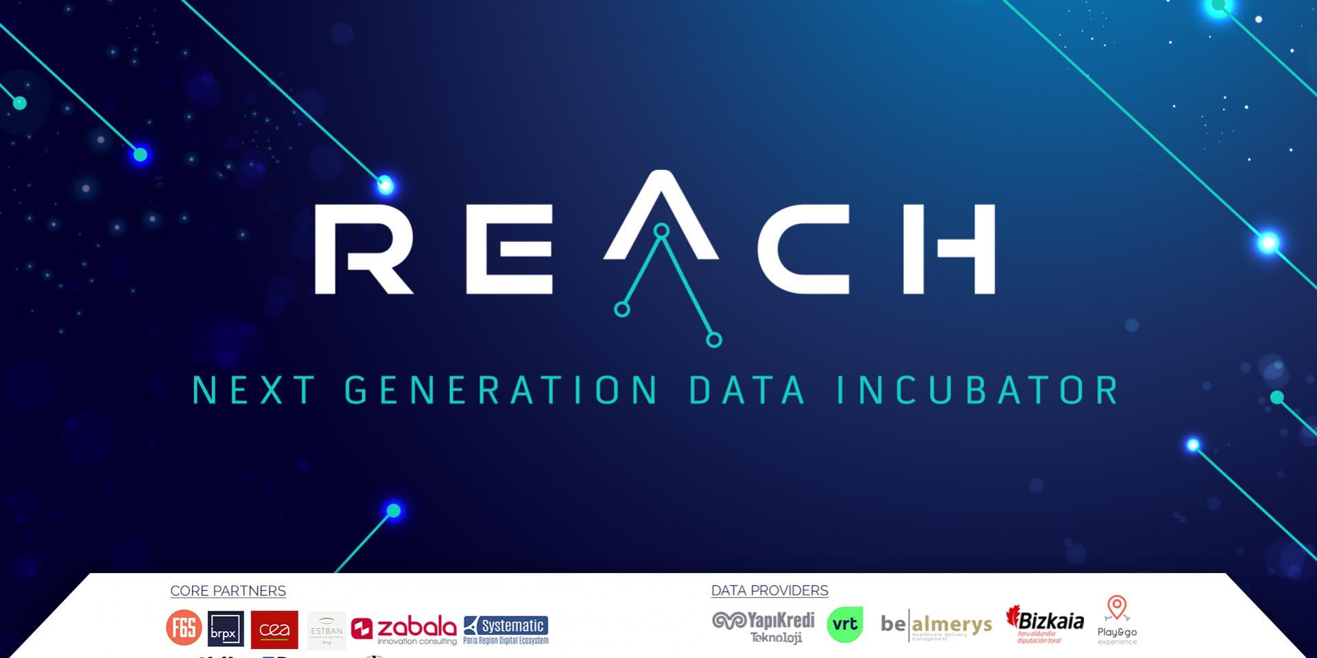 REACH Data Incubator, proveedores de datos en el programa Horizonte 2020
