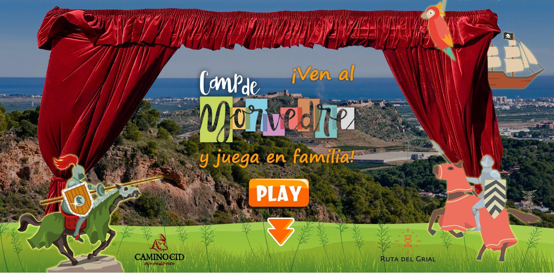 Desarrollo de una Gymkana turística: el Camp de Morvedre
